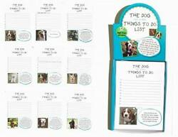 Lot Of 40 Pads - Andldquothings To Doandrdquo List Doggy Note Pads