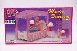 My Fancy Life Gloria, Barbie Size Doll House Furniture/2314 Master Bedroom