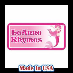 42 Custom Personalized Waterproof Name Labels Stickers Tag Kids Children Bottle $9.99