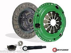 MITSUKO STAGE 2 CLUTCH KIT for HONDA CIVIC DEL SOL D15 D16 D17 1.5L 1.6L 1.7L $66.36