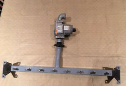 Zodiac R0455005 Propane Gas Manifold And Value For Lxi 400 Pool Heater