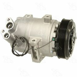 Four Seasons New York-Diesel Kiki-Zexel-Seltec DKS17D Compressor w Clutch 58411