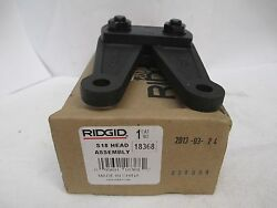 New Ridgid 18368 S18 Head Assembly For S18 Bolt Cutters