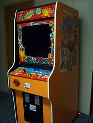 Donkey Kong 3 Fully Restored Original Video Arcade Game with Warranty