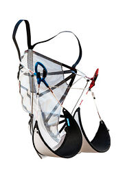 Neo String Harness For Paragliding Flying Or Kiting Your Paraglider Large Size