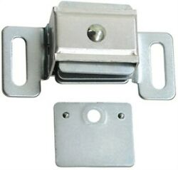 Ultra Hardware 13498 Double Magnetic Catch With Strike,no 13498, 3pk