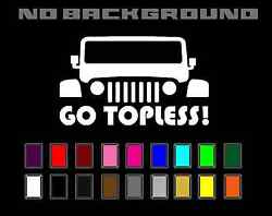 Go Topless Offroad