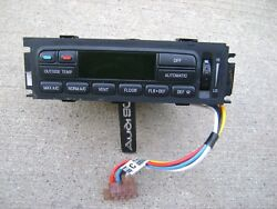 01 - 02 FORD CROWN VICTORIA LX AC HEATER CLIMATE CONTROL OEM PN 1W7H-19C933-AA