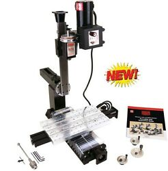 Sherline 5810-cnc Next Generation Mill Metric Cnc-ready For Step Motor Mount