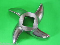 22 Size Kniife Blade Cutters For Cabelas Lem And Other Meat Grinders Stainless