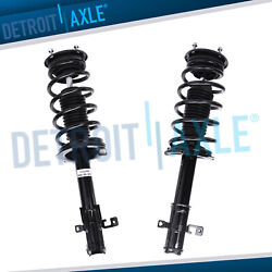2 Front Struts And Coil Spring For 2007 2008 2009 2010 Ford Edge Lincoln Mkx Fwd