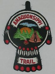 Amaquonsippi Trail Il Pocket Patch Bsa