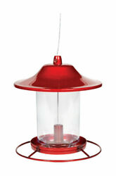 Red Panorama Feeder By Perky-pet Mfrpartno 312r