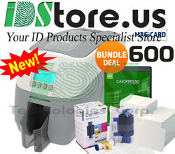 Magicard Rio Pro 360 Single Side Complete Photo Id Card Printer System