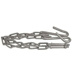 54-87 Chevy Gmc Truck Tailgate Chains - Stepside - Stainless Steel