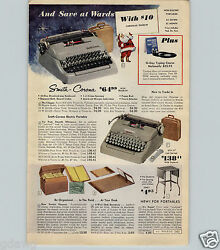 1959 Paper Ad Smith Corona Portable Typewriter Electric The Clipper