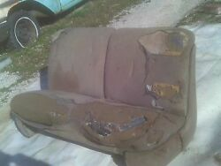 1949 1950 1951 1952 Oldsmobile Convertible Front Seat Chevrolet Coupe Pontiac