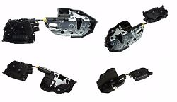 For Bmw E70 E71 X5 X6 Set Of 4 Door Lock Actuator Motor 2 Rear And 2 Front Genuine