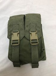 Eagle Industries Saw Pouch W/divider Buckles Od Le Marshals Swat Dflcs