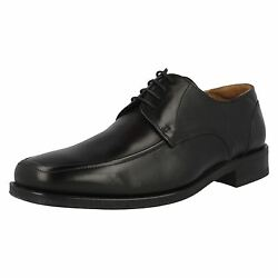 Mens Loake Dual Fitting Lace Up Formal Shoes - Sussex Shop Soiled