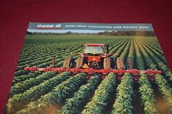Case International Rotary Hoes And Row Crop Cultivators Brochure Yabe10 Vr1