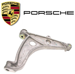 For Porsche Front Driver Left Susp. Control Arm & Ball Joint Assembly Genuine