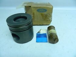New Oem Ford Medium Heavy Truck Piston And Pin Kit Assembly