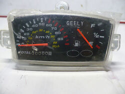 Speedometer/ Fuel Guage For 50cc Geely Brand New Nos