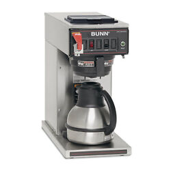 Bunn 12950.0380 Coffee Maker Automatic Thermal Carafe