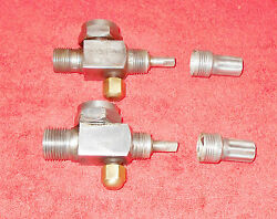68 1969 Mustang Mach1 Grande Shelby Cougar Xr7 Orig A/c Suction Discharge Valves