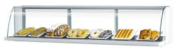 Turbo Air Low Profile 39 Horizontal High Top Display Case For Tom-40l