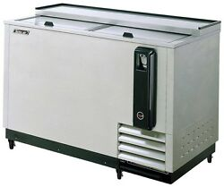 Turbo Air 5 Ft All Stainless Steel Bottle Cooler Tbc-50sd