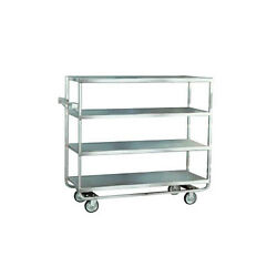 Lakeside 761 21-1/2wx54-1/2lx49-1/4h Stainless Steel Open Tray Truck