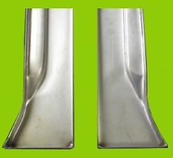 Jeep Cj5 Cowl Area Reinforcement Lower Repair Section Pair Left And Right 1951-71