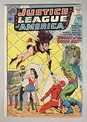 Justice League Of America 23 November 1963 G/vg Queen Bee