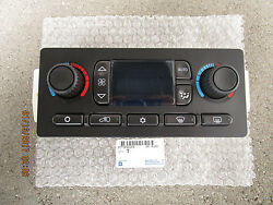 06 - 09 GMC ENVOY A/C HEATER CLIMATE TEMPERATURE CONTROL OEM BRAND NEW 15845093