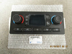 05 - 06 CHEVY SILVERADO AC HEATER CLIMATE TEMPERATURE CONTROL OEM NEW 15855848