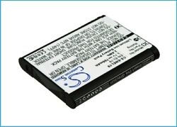 3.7V Battery for NIKON Coolpix S100 Coolpix S2500 Coolpix S2550 EN-EL19 700mAh