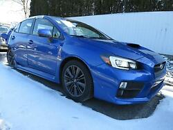 2015 SUBARU WRX : 2.0 Liter Engine (VIN 1 6th digit) (Manual Shift Option)