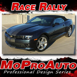 2014-2015 Ss Rs Chevy Camaro Race Rally Decals Racing Stripes Graphic 3m Pro Pds