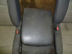 Y1251 2011 Dodge Ram 1500 2500 3500 Front Seat Center Compartment Console Lid