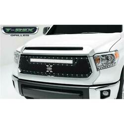 T-rex Black Torch Series 1-30 Led Light Bar Main Grille For Toyota Tundra 14-16