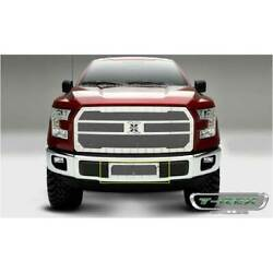 T-rex Stainless Steel X-metal Series Bumper Grille For Ford F150 Ecoboost 15-16