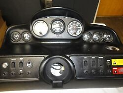 Master Craft Dash Panel Pro-star And 190 And 205 1993