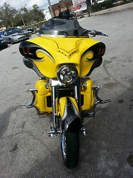 Psychotic Front Fairing For Harley Street Glide,electra And Ultra Wicked Cool