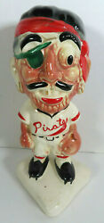 1940's Pittsburgh Pirates Stanford Pottery Bank