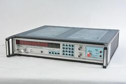 Eip 578 Source Locking Microwave Frequency Counter 10mhz 26.5ghz Opt 05,06 Oven