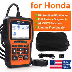 OBD2 Scan Tool for Honda Acura All System Diagnostic Bi-Directional ABS Bleeding