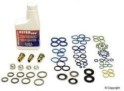 NEW Acura  AC R134-A Adapter R12 to R134 Update Kit Four Seasons 90083 00003