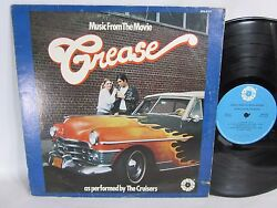 Vinyl Music From The Movie Grease As Performed By The Cruisers Spb 4107